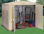Duramate 8x6 Plastic Shed Prices